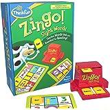 ThinkFun Zingo *游戏,适合学前读者和早期读者 Zingo Sight Words
