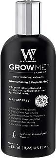 Best Hair Growth 洗发露不含硫酸盐、咖啡因、生物素、摩洛哥坚果油等,DHT 阻挡洗发露可刺激*生长,可帮助防*发,快速增加男女发质