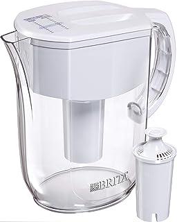Brita 碧然德 日用水壶,带1个过滤器,w 1标准,白色