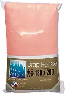 NUIT DES vosges cotoval 普通棉床笠适用于可调节张