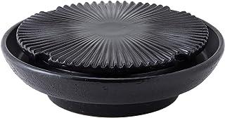 长谷制陶 烤面包机 黑色 32cm 长谷园 微烟陶炉 光先生 大 NND-18