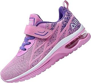 jarlif 女式防水台网眼运动鞋–舒适经典系带慢跑鞋 US5–8.5