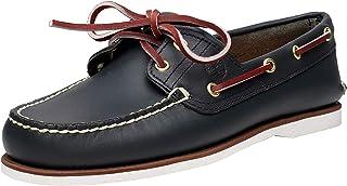 Timberland 男士 经典两孔船鞋