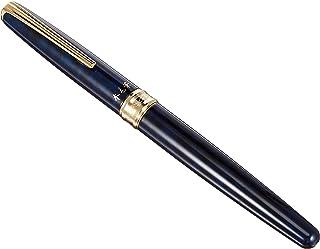 PLATINUM 日本白金 便携吸水储墨科学小楷狼毫书法毛笔 CF-5000-#56 蓝色