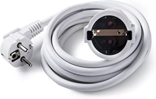 Famatel 2985 - 延长 16 A 3 x 1.5 5 米 白色