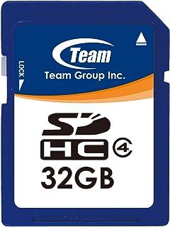 Team 十铨 SDHC Class4 32G SD卡