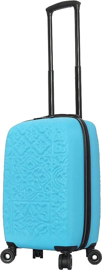 Mia Toro 意大利模制艺术莫扎克硬侧拉杆行李箱 50.8cm,水*
