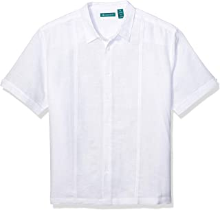 Cubavera 经典双针包边衬衫