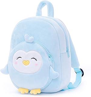 Gloveleya 女童背包 儿童背包 适合女宝宝 Blue Backpack