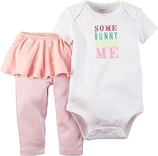 Carter ' s 短裙2件套119g067 粉色 24 Months