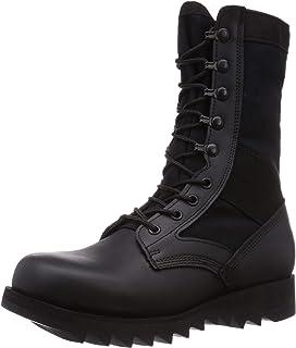 [ROSSCO] 靴子 军靴 战术靴 G.I. Type Black Ripple Sole Jungle Boots (5050)