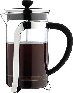 Café Ole 3 杯模式玻璃咖啡壶,铬色,350 毫升 镀铬色 3 Cup (350ml) KM-03C