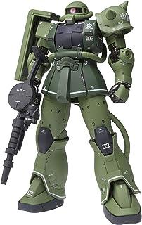 GUNDAM FIX FIGURATION METAL COMPOSITE 《机动战士高达》MS-06C 扎古(Zaku)Ⅱ C型 约180毫米 ABS&PVC&压铸件材质 已涂装可动手办