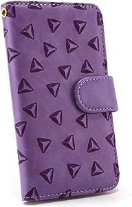 whitenuts 保护套翻盖式三角 紫色 7_ Huawei Mate 9 MHA-L29
