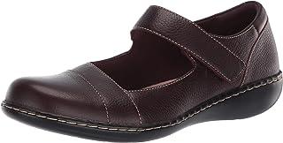 Clarks 女士 Maryjane Mary Jane 平底鞋