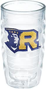 Tervis Rollins College Tars Emblem Individual Tumbler, 10 oz, Clear