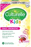 Culturelle儿童咀嚼片 浆果味 30片装