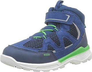 ECCO 爱步 男童 都市徒步经典靴