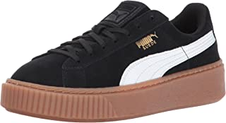Puma 彪马 中性儿童款  Suede Platform SNK 运动鞋