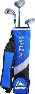 Tiger Plus 初级高尔夫球杆套装+袋