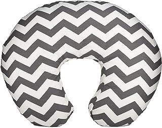 Org Store 优质哺乳枕套   哺乳枕套   V 形图案 灰色