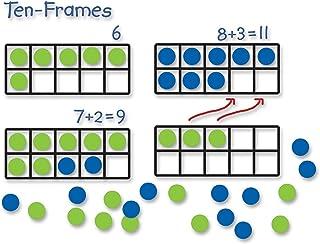 Learning Resources GIANT磁吸式十位数计算套装(Ten-Frame)