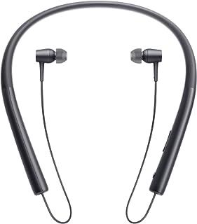 索尼 H.入耳式无线黑色耳机 (MDREX750BT/B)