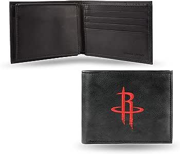 Rico Industries NBA 刺绣皮夹钱包 Houston Rockets