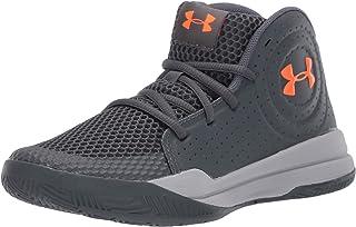 Under Armour 儿童学前喷气2019篮球鞋