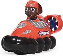 PAW PATROL 汪汪队立大功 收藏版救援赛车系列玩具 小号 气垫船+路马(供应商直送)