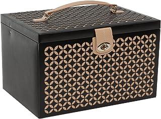 WOLF Chloe 大号珠宝盒 黑色 大 301502