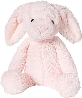 Manhattan Toy 曼哈顿玩具 可爱粉色 Binky毛绒动物兔子, 12英寸/约30.48厘米