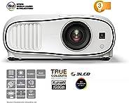 EPSON 爱普生 EH-TW6700 全高清 3000流明家庭影院 3D投影仪-白色