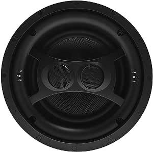 Earthquake ECS-8D In-Ceiling Stereo Edgeless Speakers 450W 8ohm - 黑色