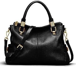Kattee 女式真皮手提包城市风格挎包 手提包