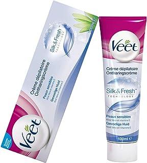 Veet 活力保湿霜 芦荟和维生素 E 100毫升