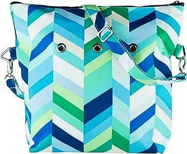 Yarn Pop TT12 针织袋,多色,15 x 12 x 4 英寸