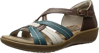 Achilles SORBO 日本制造 真皮 休闲凉鞋 SRL 2070