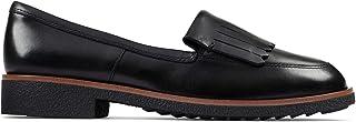 Clarks 女士 Griffin Kilt Mocassins鞋