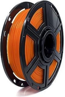 PLA 0,5kg 透明的 橙色