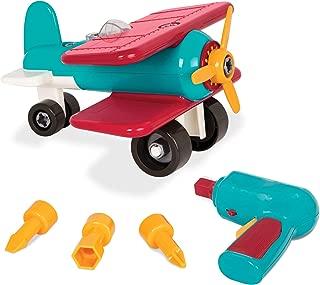Battat 可拆卸拼装儿童玩具飞机