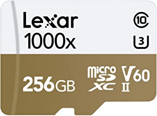 Lexar 雷克沙 Professional 1000x 256GB microSDXC UHS-II 存储卡