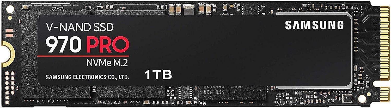 三星 970 pro M.2固态硬盘