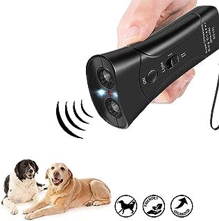 3T6B 手持狗狗驱赶器,超声波狗威慑器,手持式,防狗吠手持狗训练设备