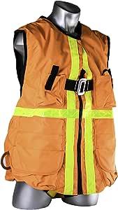 Guardian 秋季保护测量员构造抹胸背带 XXL 02745