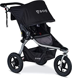 BOB Rambler 慢跑嬰兒車,黑色