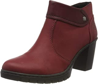 Rieker 女式 Herbst/冬季踝靴