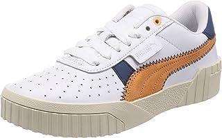 [彪马] 运动鞋 CALI 复古 女士 白色/袋鼠 (01) 25 cm