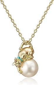 VENDOME BOUTIQUE 猫咪造型 女士珍珠项链 小号 VBRP702455DW