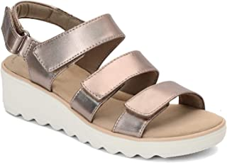 Clarks 女士 Jillian Claire 凉鞋